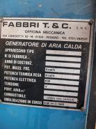 Piec Fabbri 120
