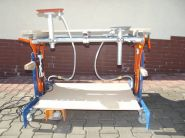 Stół montażowy z przyssawkami VACUUM