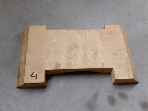 Deski do wielopiły nr 4