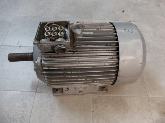 Silnik 15 kW nr 8