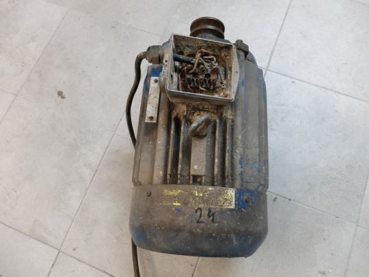 Silnik 7,5 kW nr 24