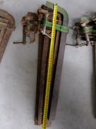 Ścisk stolarski 20-29 cm