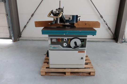 Frezarka dolnowrzecionowa Griggio T100