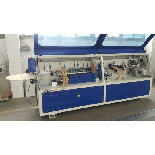 Okleiniarka Lazzoni Group K550 - maszyna wystawowa
