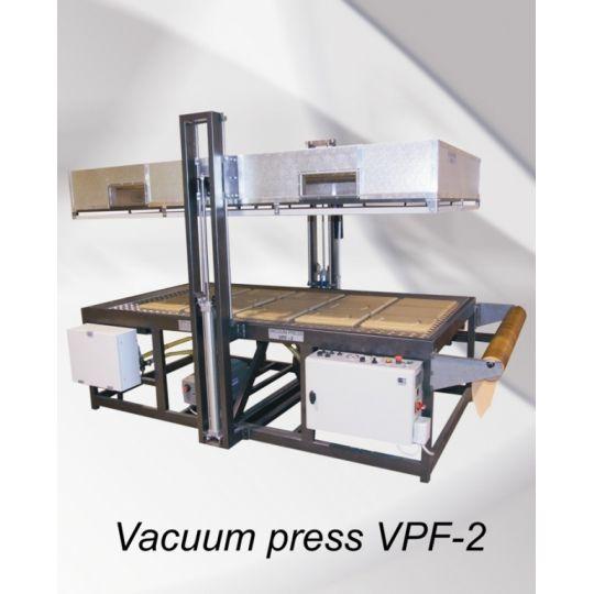 Prasa próźniowa VPF-2