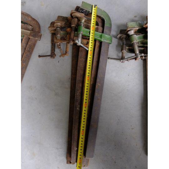 Ścisk stolarski 50-59 cm